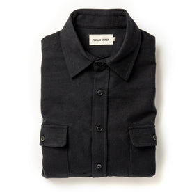 The Yosemite Shirt in Black: Featured Image