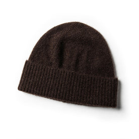 The Beanie in Chocolate Baby Yak - featured image