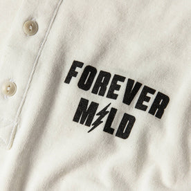 The Brother Moto Heavy Bag Henley in Forever Mild - featured image