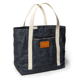 The Boat Tote in Cone Mills Reserve Selvage - featured image