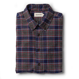 The Jack in Brushed Grey Plaid - featured image