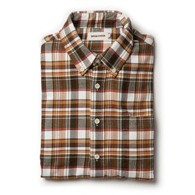 The Jack in Brushed Wheat Plaid - featured image