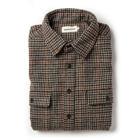 The Leeward Shirt in Houndstooth - featured image