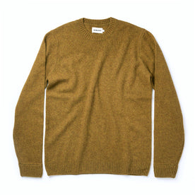 The Lodge Sweater in Ochre - featured image