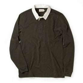 The Rugby Shirt in Cypress: Featured Image