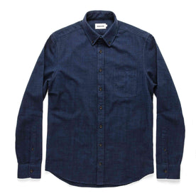 The Jack in Brushed Navy Oxford: Alternate Image 6