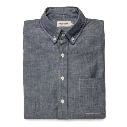 The Jack in Selvage Chambray: Featured Image