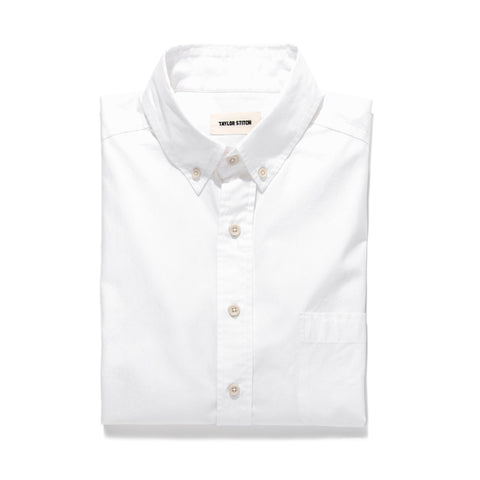 The Jack in Washed White Poplin - featured image