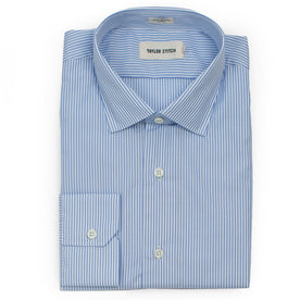 The Hyde in Sky Blue Bengal Stripe: Featured Image