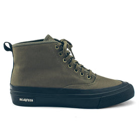The Mariners Boot in Olive: Featured Image