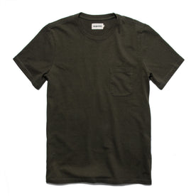 The Heavy Bag Tee in Cypress: Featured Image
