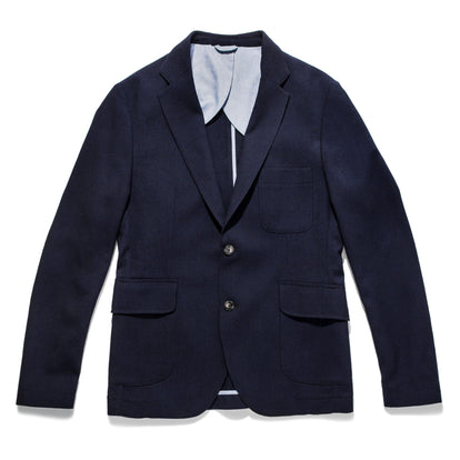 The Telegraph Blazer in Everyday Navy: Featured Image