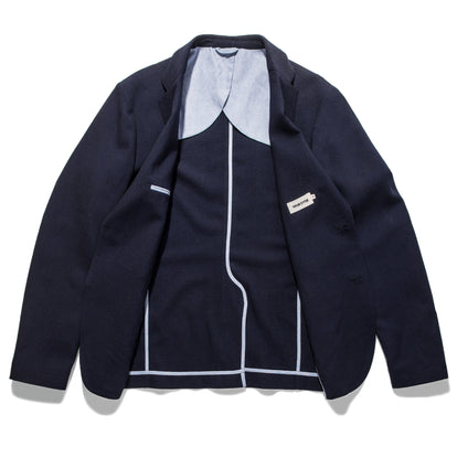 The Telegraph Blazer in Everyday Navy: Alternate Image 9