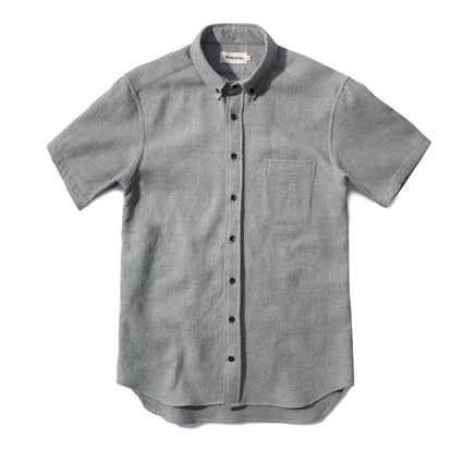 The Short Sleeve Jack in Ash Waffle: Featured Image