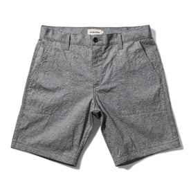 The Camp Short in Slub Chambray: Featured Image