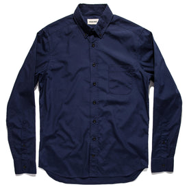 The Jack in Washed Navy Poplin: Alternate Image 7