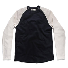 The Heavy Bag Long Sleeve in Navy