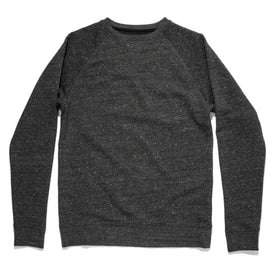 The Crewneck in French Terry Heather Grey: Featured Image