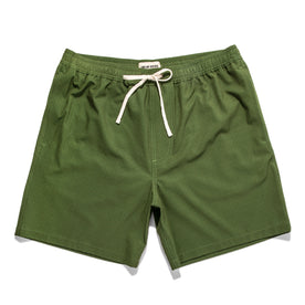 The Yuba Trunk in Olive Print: Featured Image