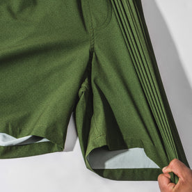 The Yuba Trunk in Olive Print: Alternate Image 9