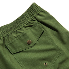 The Yuba Trunk in Olive Print: Alternate Image 8