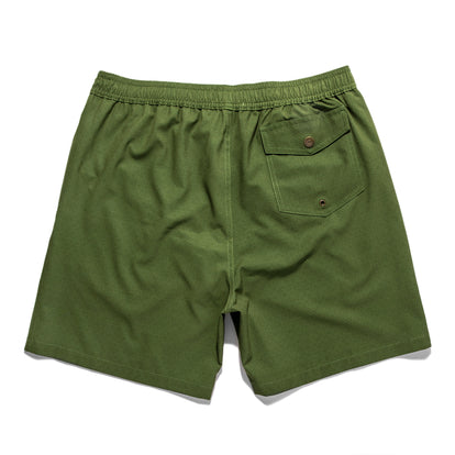 The Yuba Trunk in Olive Print: Alternate Image 10