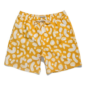 The Yuba Trunk in Yellow Print: Featured Image
