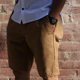 The Travel Short in British Khaki: Alternate Image 2