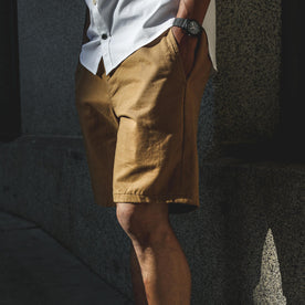 The Travel Short in British Khaki: Alternate Image 4