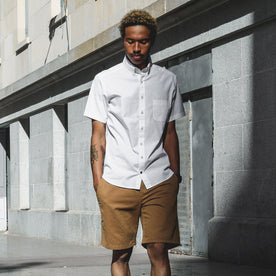 The Travel Short in British Khaki: Alternate Image 1