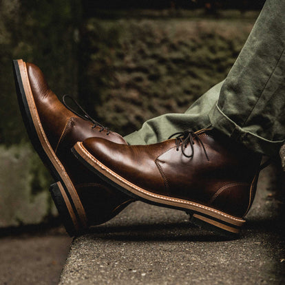 The Chukka in Whiskey Eagle: Alternate Image 2