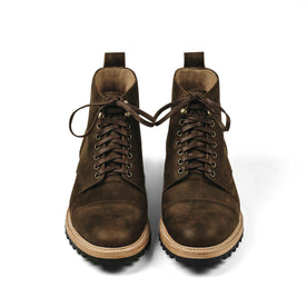 The Moto Boot in Espresso Grizzly: Alternate Image 12