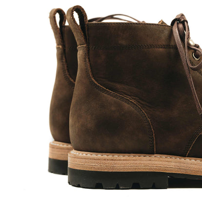 The Moto Boot in Espresso Grizzly: Alternate Image 10
