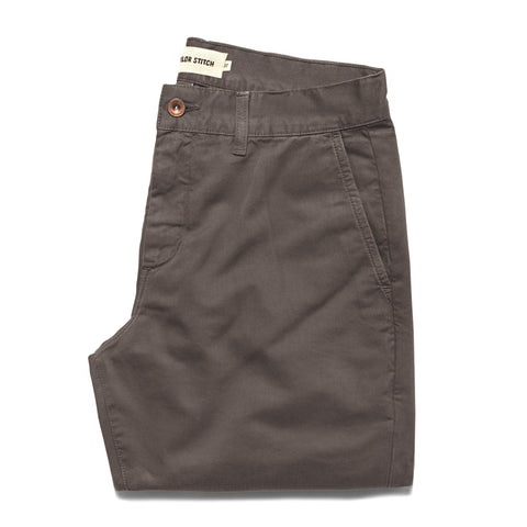 The Slim Chino in Organic Ash - featured image
