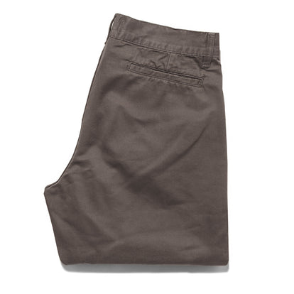 The Slim Chino in Organic Ash: Alternate Image 6