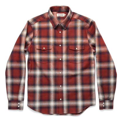 The Glacier Shirt in Red Plaid: Alternate Image 10