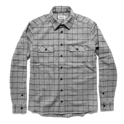 The California in Ash Windowpane: Alternate Image 8