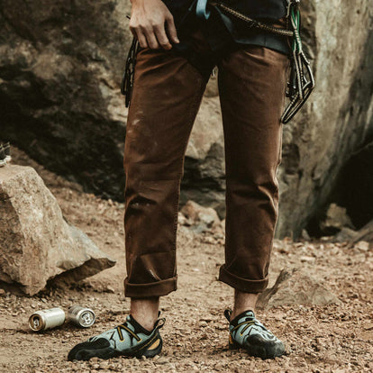 The Camp Pant in Washed Timber: Alternate Image 2