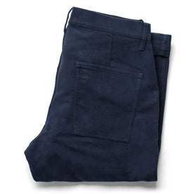 The Camp Pant in Navy Moleskin: Alternate Image 11