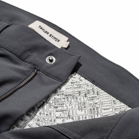 The Alpine Pant in Charcoal: Alternate Image 6