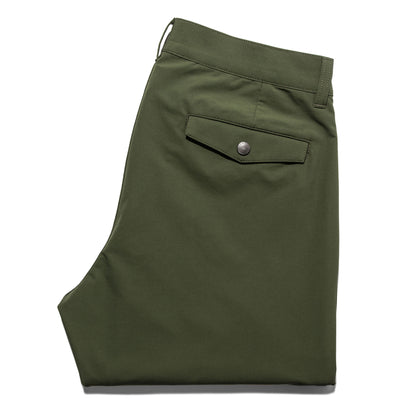 The Alpine Pant in Moss