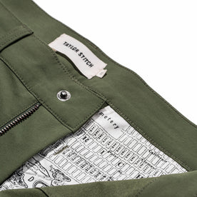 The Alpine Pant in Moss: Alternate Image 6
