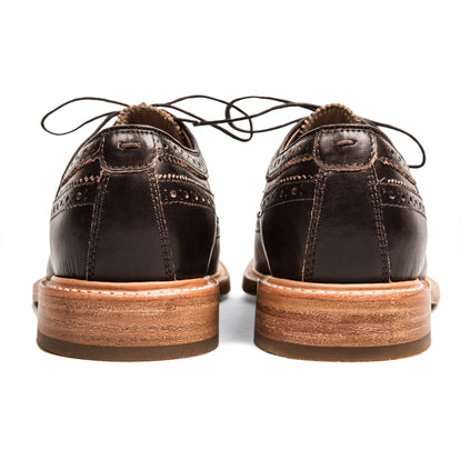The Brogue in Espresso Leather: Alternate Image 3