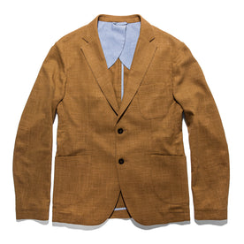 The Telegraph Jacket in British Khaki: Featured Image