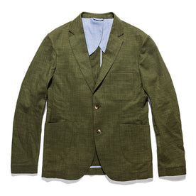 The Telegraph Jacket in Evergreen: Featured Image
