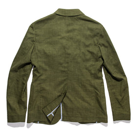 The Telegraph Jacket in Evergreen: Alternate Image 5