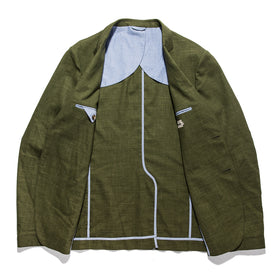 The Telegraph Jacket in Evergreen: Alternate Image 7
