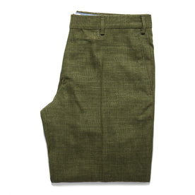 The Telegraph Trouser in Evergreen: Featured Image