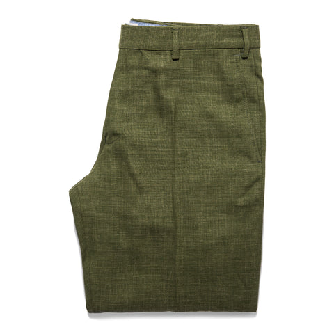 The Telegraph Trouser in Evergreen - featured image