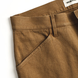 The Camp Pant in British Khaki Boss Duck: Alternate Image 10